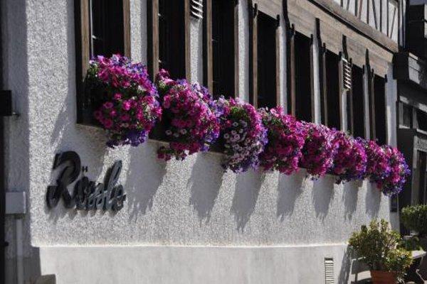 Hotel Rossle - фото 19
