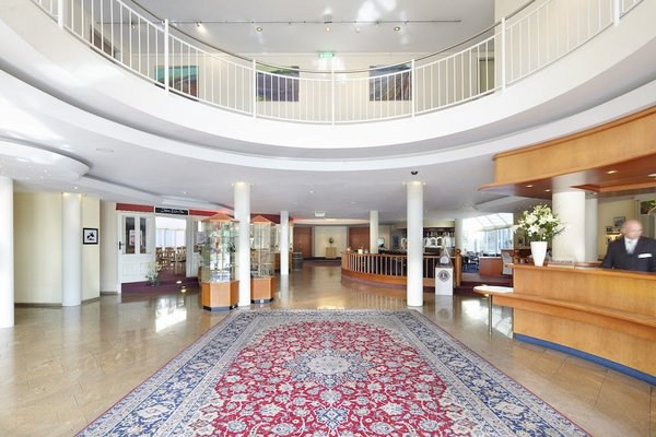Park Hotel Ahrensburg - фото 14