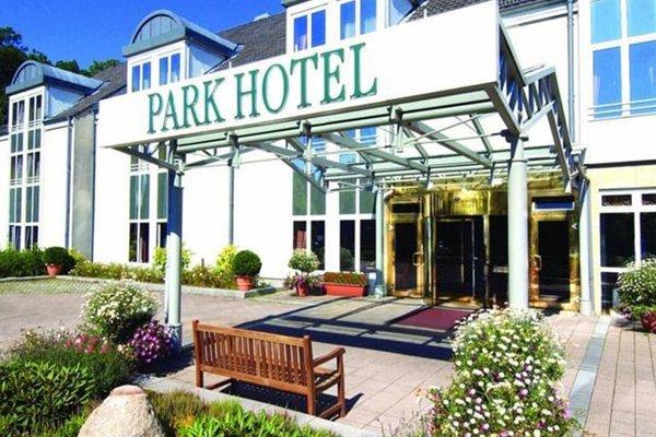 Park Hotel Ahrensburg - фото 22