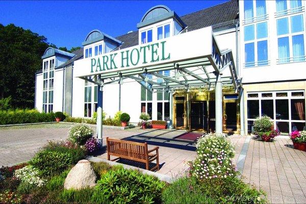 Park Hotel Ahrensburg - фото 23
