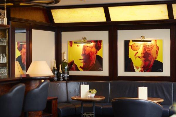 Park Hotel Ahrensburg - фото 3