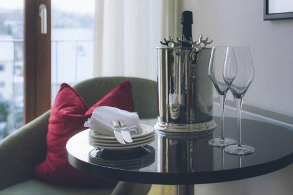 Das Wildeck Hotel & Restaurant - фото 12