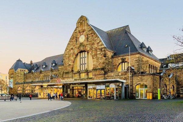 Hotel Stadtnah - фото 20