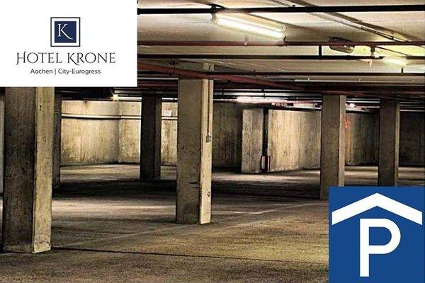 Hotel Krone Aachen | City-Eurogress - фото 18