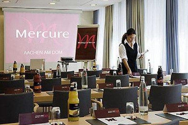 Mercure Hotel Aachen am Dom (ех. Dorint Am Graben Aachen) - фото 19