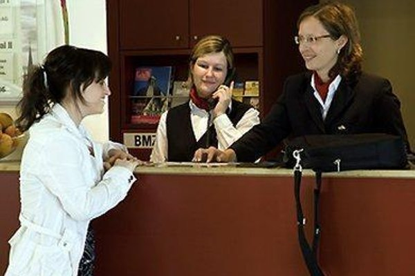 Mercure Hotel Aachen am Dom (ех. Dorint Am Graben Aachen) - фото 20