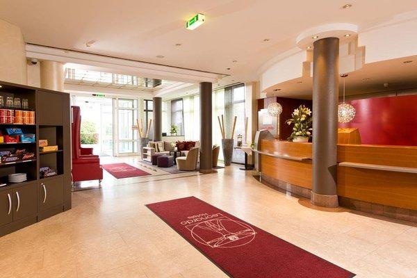 Leonardo Hotel Aachen - фото 14