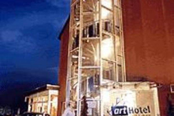 Art Hotel Aachen - фото 23