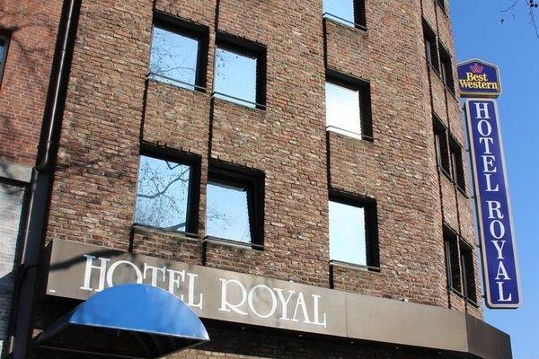 Best Western Hotel Royal - 23