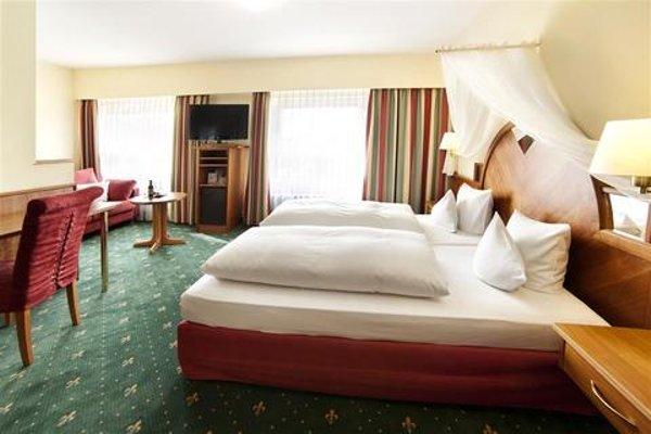 Best Western Queens Hotel Pforzheim - фото 50