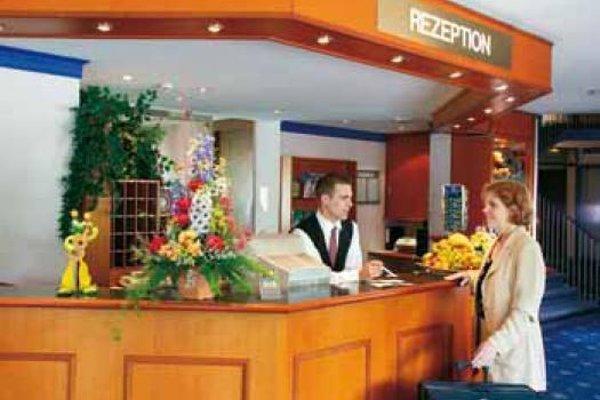 Best Western Queens Hotel Pforzheim - фото 14