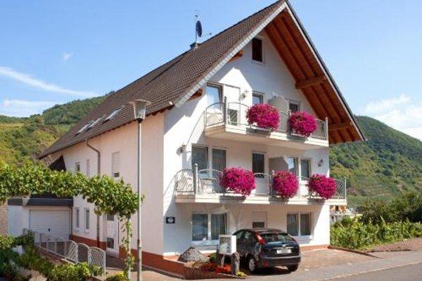 Ferienweingut Klaus Thiesen Gastezimmer und Apartments - фото 21