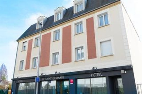Hotel Le Saint Germain - фото 22