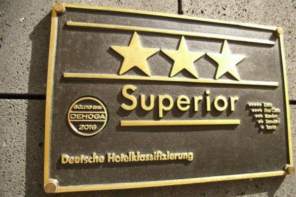 Bengel's Hotel-Restaurant zur Krone - фото 14