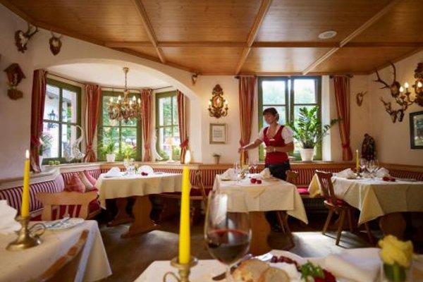 Schlosshotel Mespelbrunn - фото 11