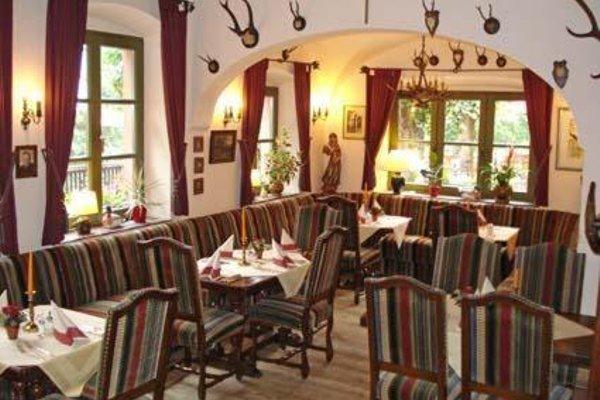 Schlosshotel Mespelbrunn - фото 12