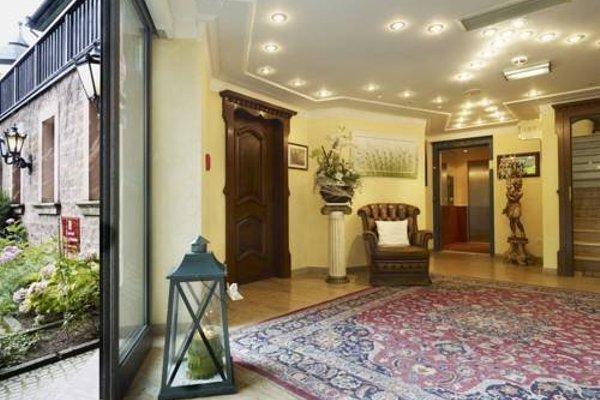 Schlosshotel Mespelbrunn - фото 13
