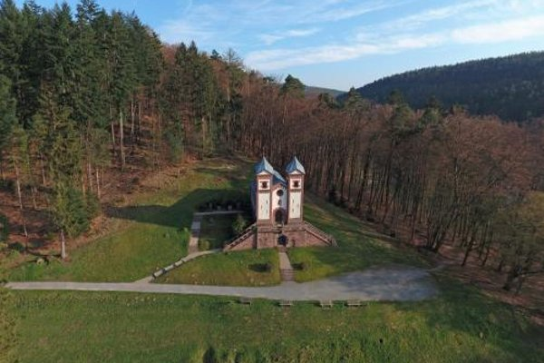 Schlosshotel Mespelbrunn - фото 16
