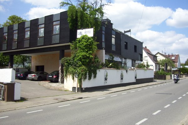 Fritzis Art Hotel - фото 22