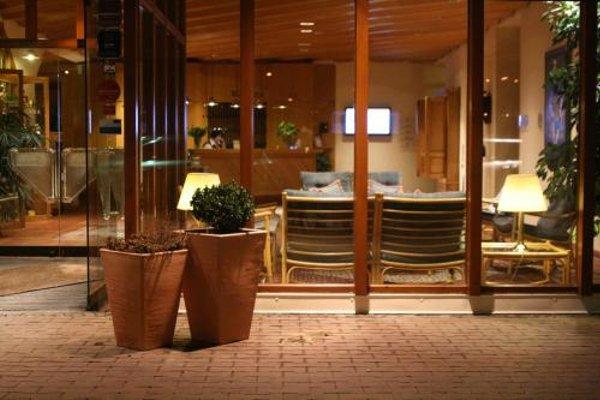 Stadt-gut-Hotel Filderhotel - фото 10