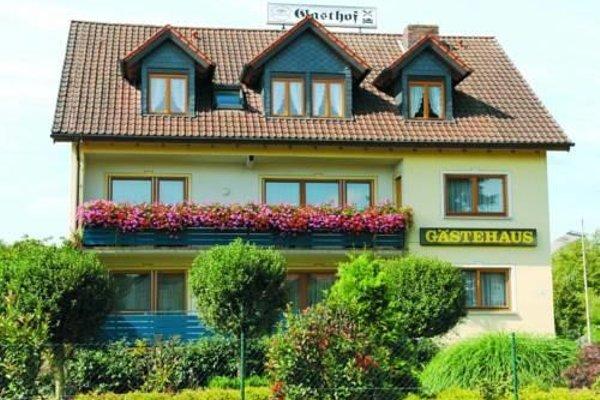 Hotel Schwarzes Ross - фото 21