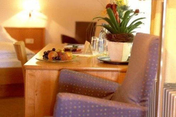 Schlosshotel Eyba - фото 13