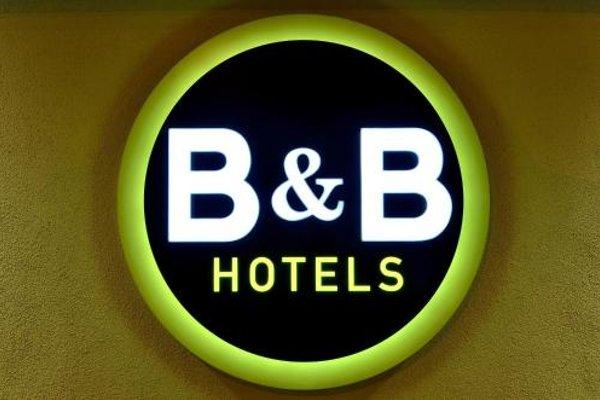 B&B Hotel Baden Airpark - фото 11