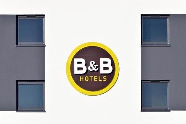 B&B Hotel Baden Airpark - фото 17