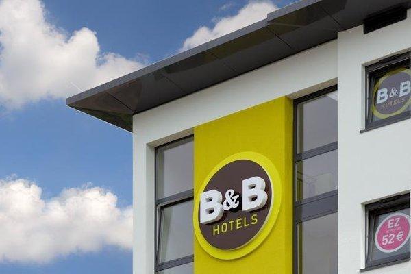 B&B Hotel Baden Airpark - фото 20