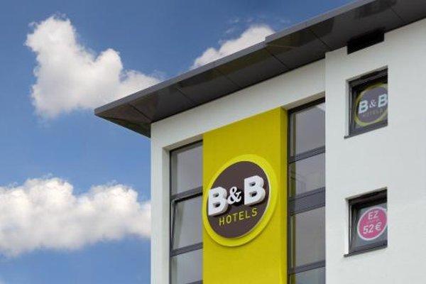 B&B Hotel Baden Airpark - фото 21