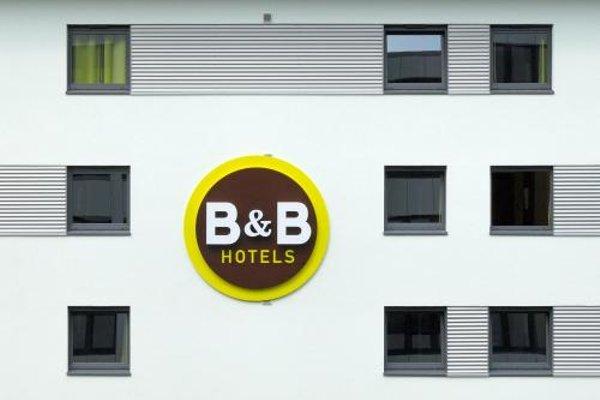 B&B Hotel Baden Airpark - фото 22
