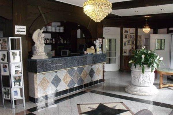 Hotel Zur Engelsburg - фото 15