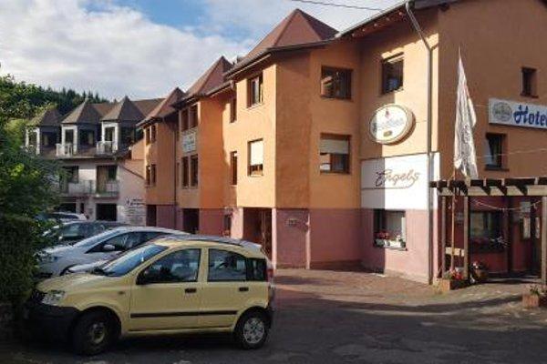 Hotel Zur Engelsburg - фото 22