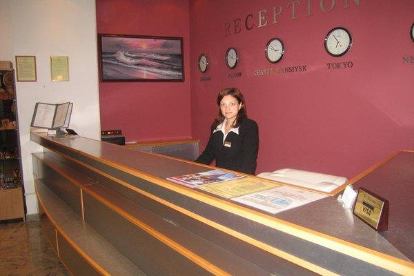 Отель «Тарей» - фото 15