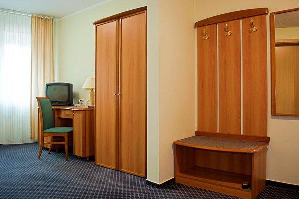 Отель «Тарей» - фото 20