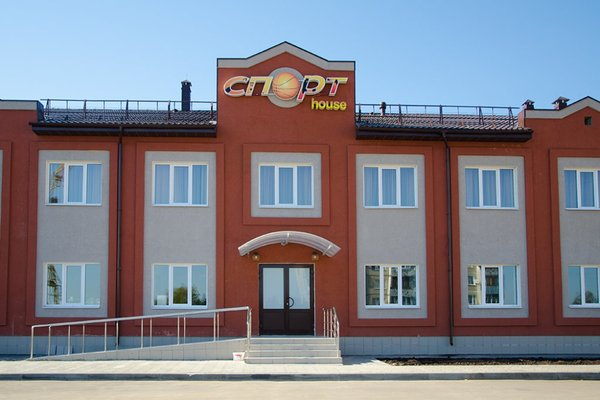 Мини-Отель Спорт House - 18