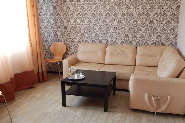 Мини-Отель Спорт House - 9