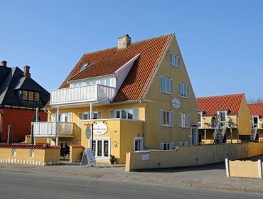 Гестхаус Hotel Strandvejen Rooms 5