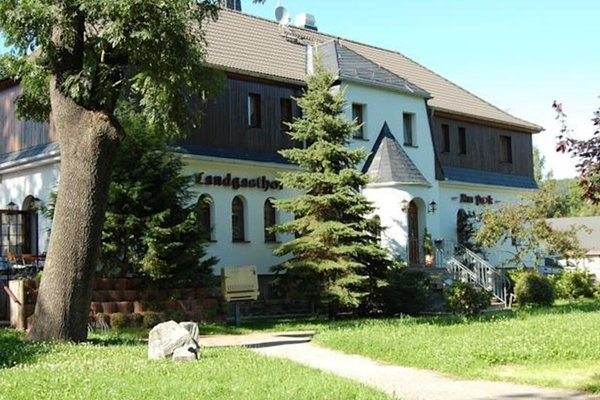 "Landgasthof ""Am Park"" - фото 19"