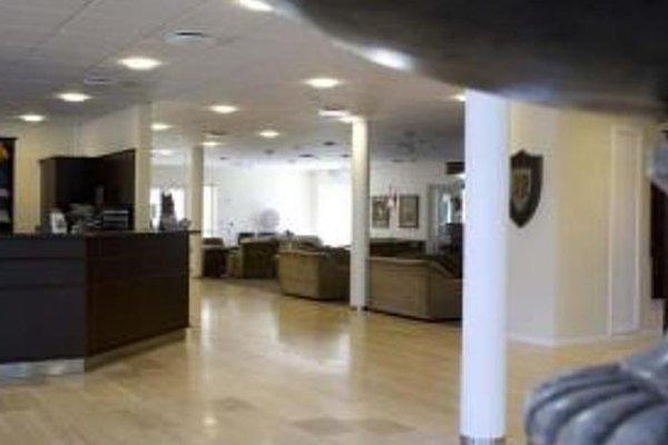 Montra Hotel Sabro Kro - фото 12