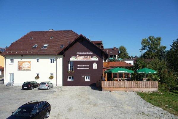 Hotel Restaurant Sommer - фото 11