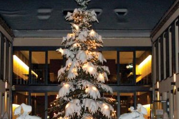 KH Hotel mit Restaurant - фото 20