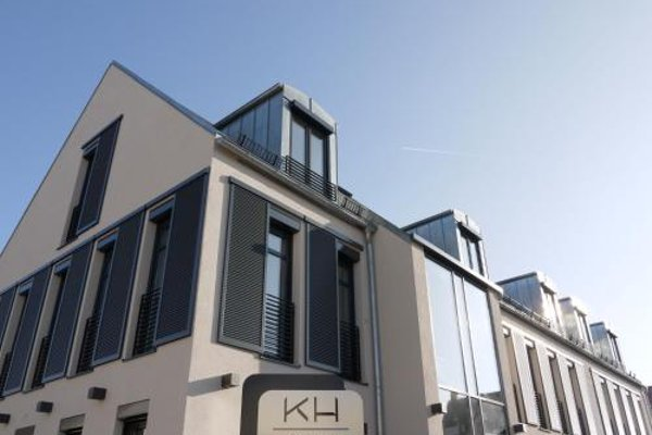 KH Hotel mit Restaurant - фото 23