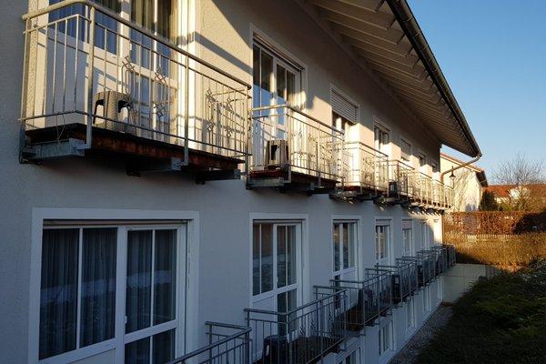 Scharmerhof Apartmenthotel - фото 14