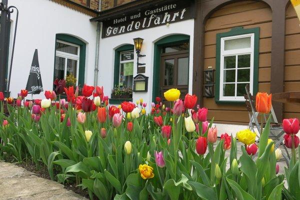 Hotel Gondelfahrt - фото 21