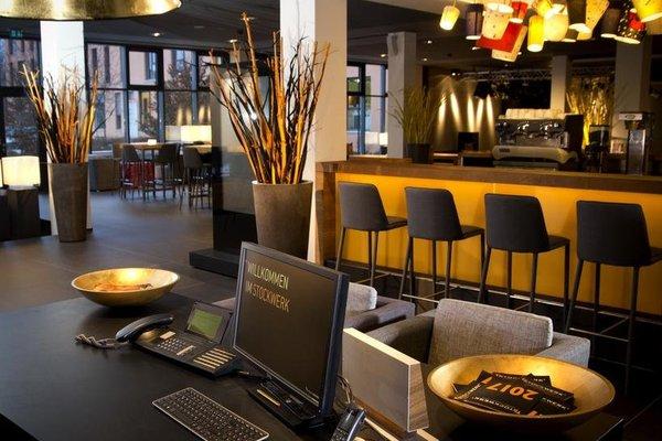 Hotel im Stockwerk - фото 7