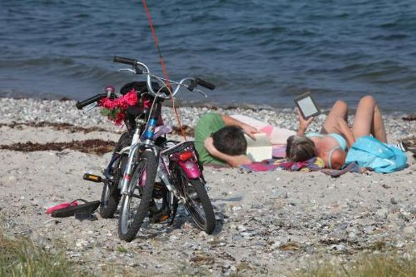 Ajstrup Beach Camping & Cottages - фото 16