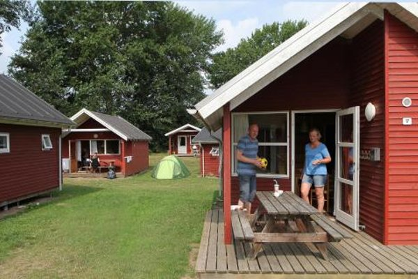 Ajstrup Beach Camping & Cottages - фото 20