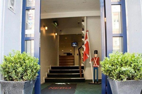 City Hotel Nebo - фото 15