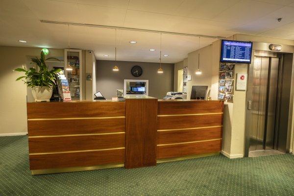 City Hotel Nebo - фото 16